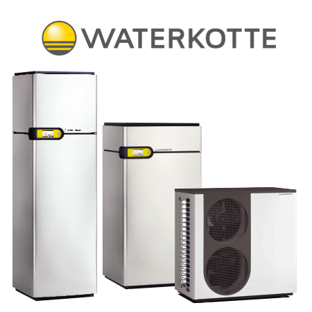 Waterkotte made in germany